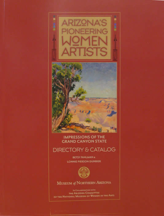 Women Artists in Flagstaff, Mystery Painting, Paul Landacre, Desertscapes