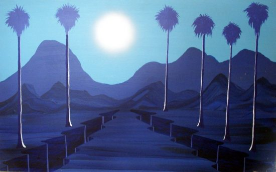 Arne, Palms 3