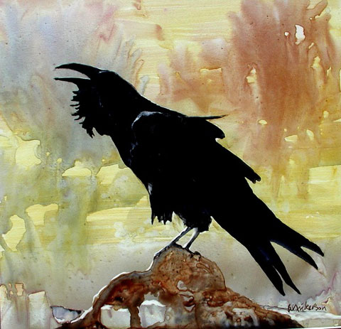 Barbara Nickerson, Canyon Raven