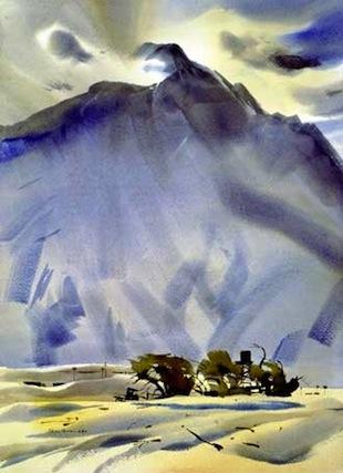 Rex Brandt, Mount San Jacinto