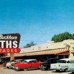 Buckhorn Baths postcard