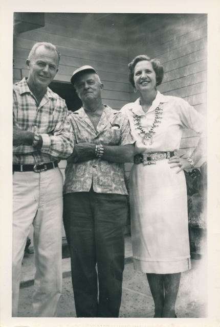 Burt Procter, Cabot and Yerxa and Katherine Procter