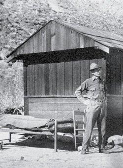Carl Eytel cabin