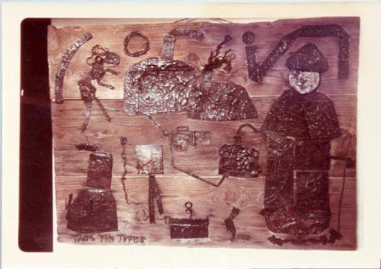 """Christina's """"Taos Tintype"""""""