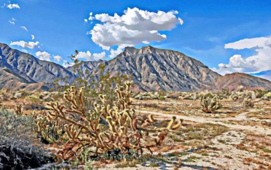 Ron Hurst, Desert Trails