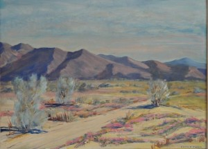 Early Painters of the Borrego Desert