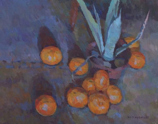 Eric Merrell, Agave and Oranges