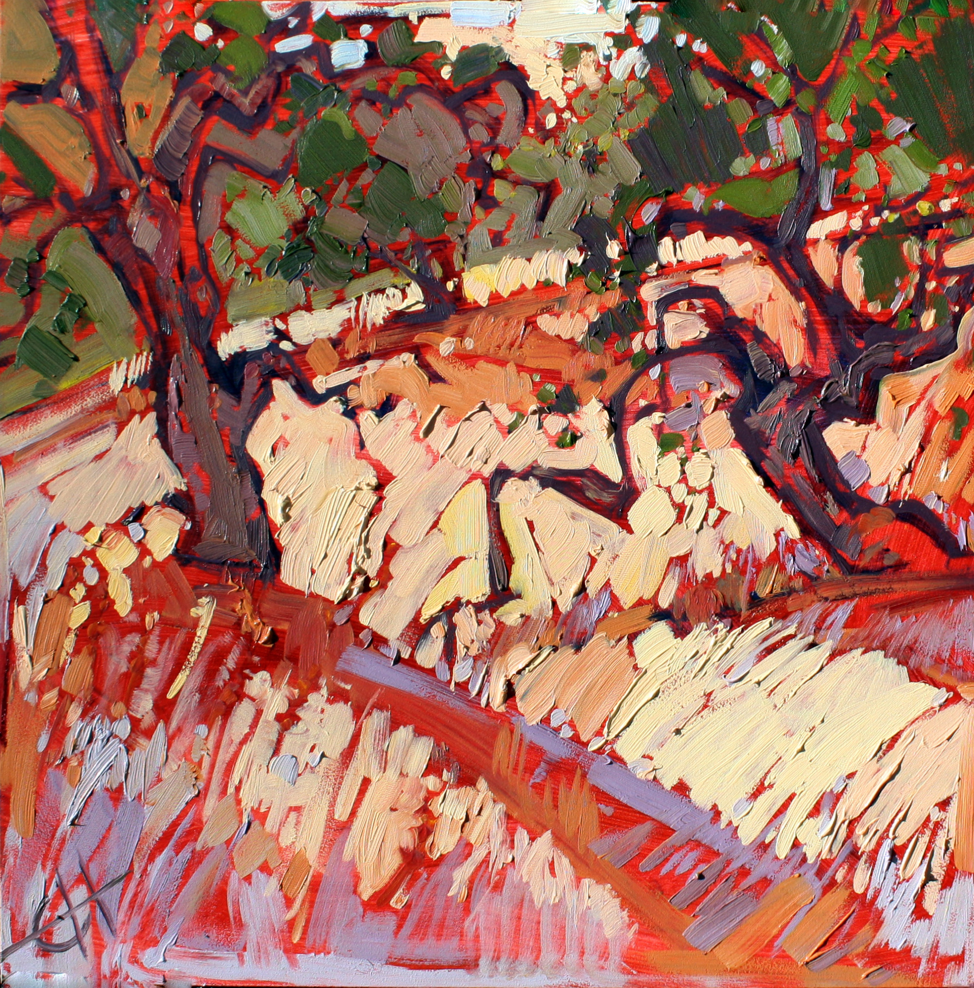 Paso Robles plein air
