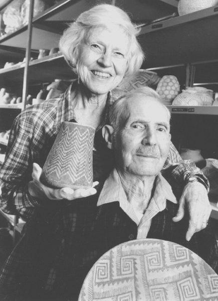 Ethel and Norton Allen