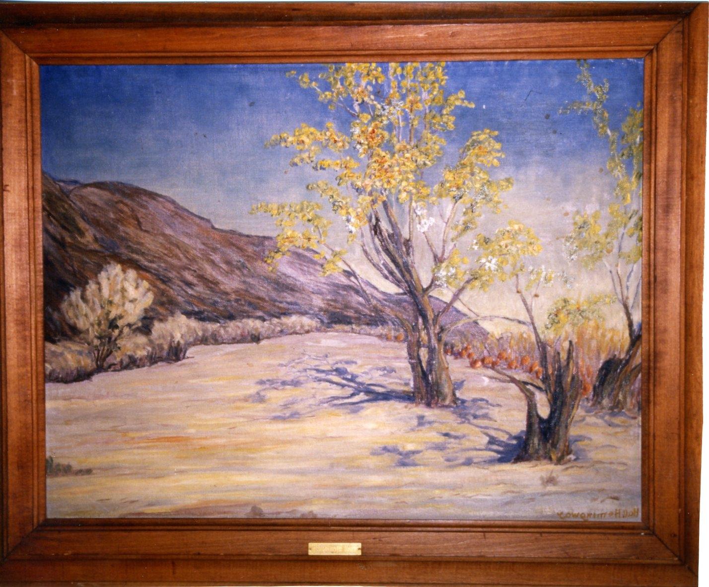 Grace Hall Hemingway, desert2
