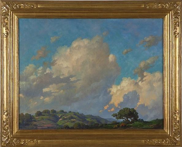 Paul Grimm, California Clouds