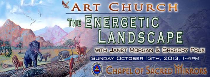Janet Morgan Art Church