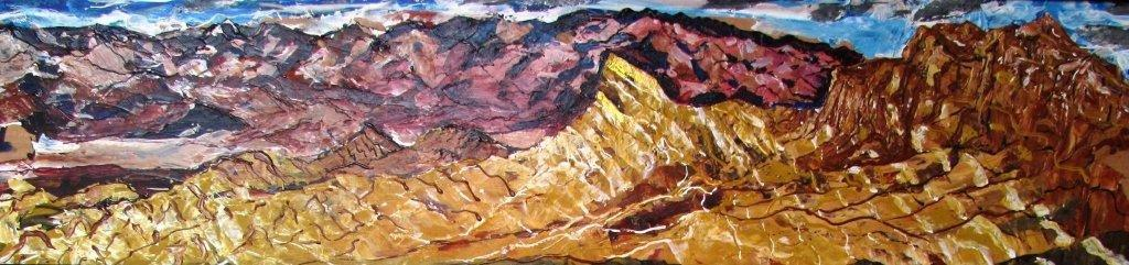 Zabriskie Point by Jesse Fortune