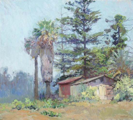Artist's Studio, Palm Springs