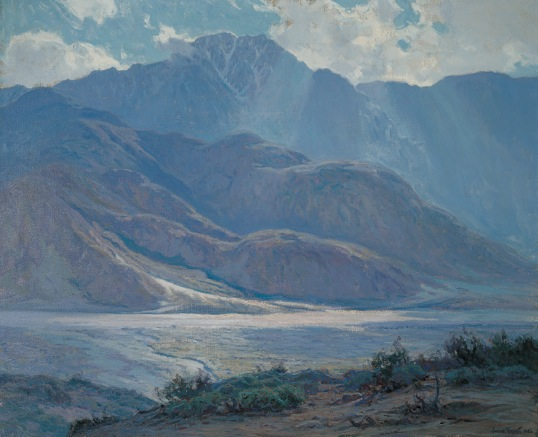 Whitewater Wash, San Jacinto, 1926