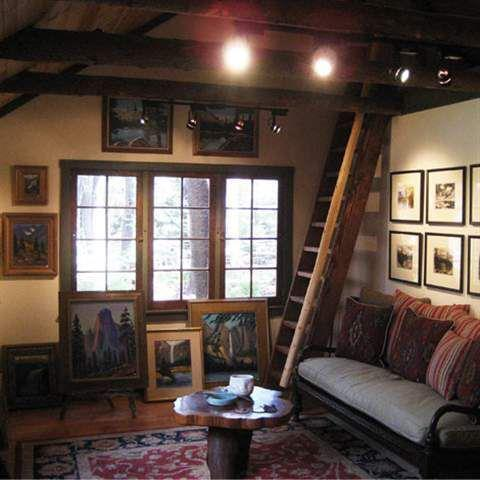 The Gallery at Twin Lakes, interior