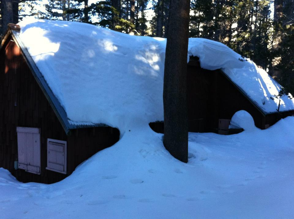 Joki, snow-covered gallery