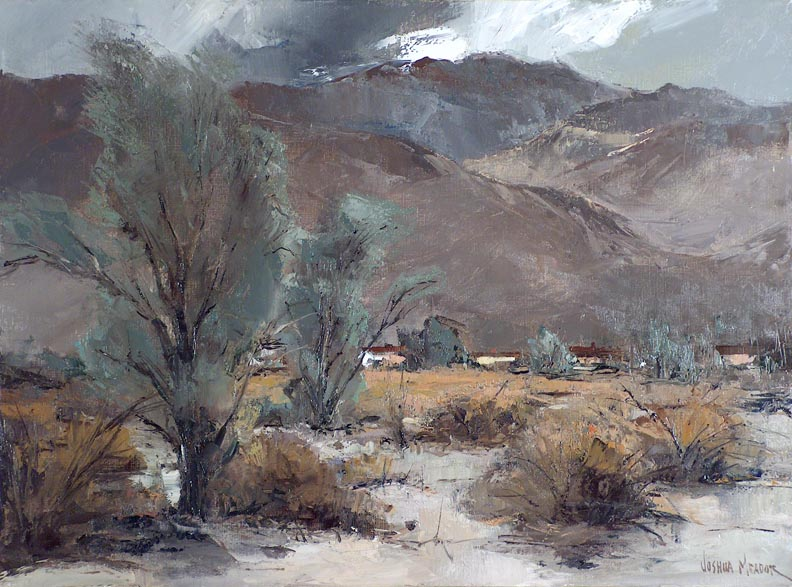 Joshua Meador, Toward San Jacinto