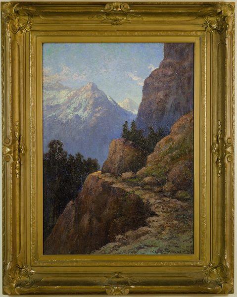 Julian Itter, Chelan Mountain Landscape