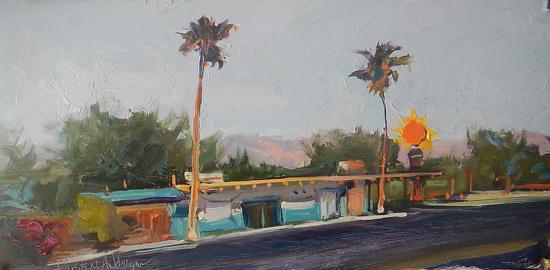 Kirsten Anderson, Borrego Landmark