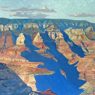 Linda Sorenson, Nature's Abstract, Grand Canyon
