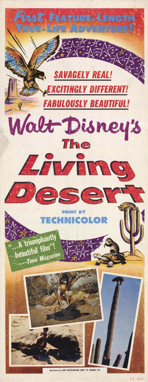 Living Desert poster