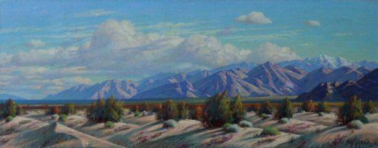 Paul Grimm, Desert Expanse