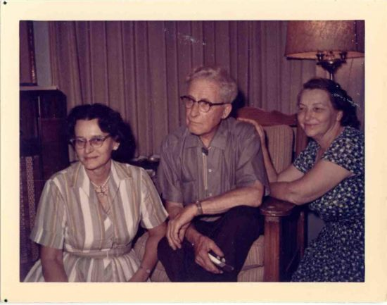 Marie Hubbell, Paul and Tillie Grimm