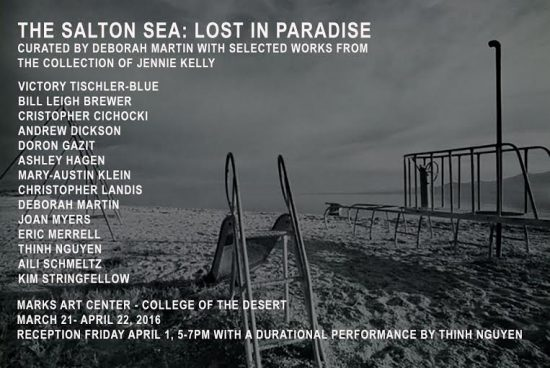 The Salton Sea, Lost in Paradise