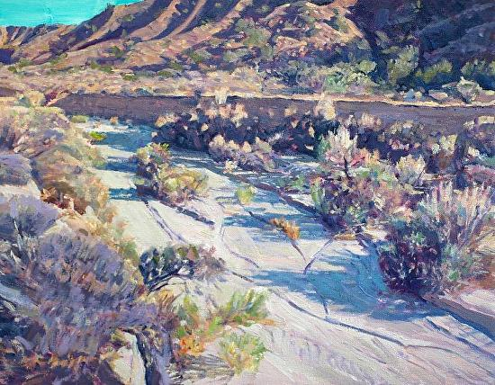 Victor Schiro, Barringer Canyon Arroyo