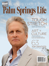 California Desert Art Featured in Palm Springs Life