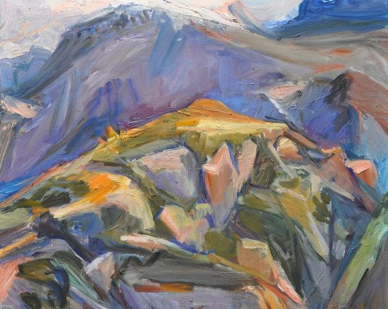 Desert Devotional: The Anza-Borrego Paintings of Jane Culp
