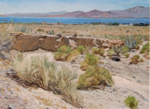 Inaugural Salton Sea Art Exhibit Opens April 1