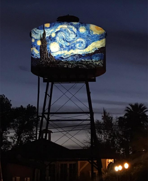 Indio Water Tower, Banning Art Scene, Samuel DeWalt Arner, Made in the Mojave and More