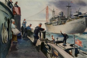 Painting World War II: The California Watercolor Artists